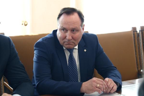 Игорь Трофимов министр здравоохранения Свердловской области|Фото: ДИП губернатора Свердловской области