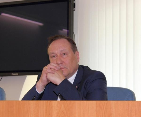 Игорь Трофимов, Денис Паслер|Фото: http://minzdrav.midural.ru/