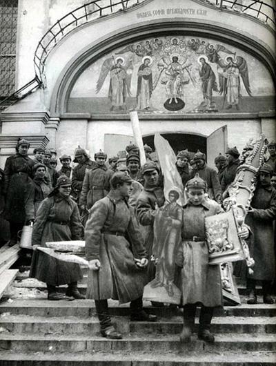 Собор, Синод, революция, церковь Фото: foma.ru