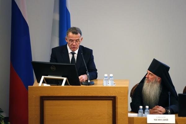 Владимир Тунгусов|Фото: ДИП губернатора Свердловской области