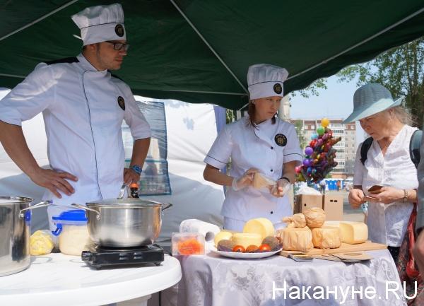День предпринимателя в Берёзовском, Бизнес километр, Соболев Сыр, сыроварня, предпринимательство, сыр|Фото: