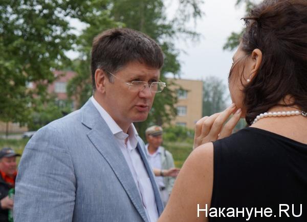 глава Берёзовского Евгений Писцов|Фото: