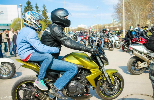 мотоциклист, байкер|Фото: УГИБДД ГУ МВД России по СО