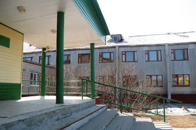 Школа №5 в Лабытнанги Фото: Пресс-служба администрации Лабытнанги