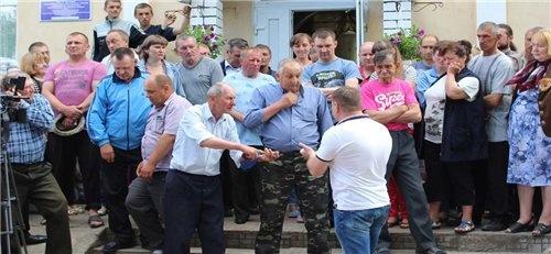 волынь, перемиенование села Октябрьское в Сусваль, декоммунизация на Украине|Фото: