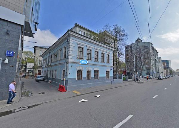 здание Литературная Россия, Цветной бульвар 32|Фото: