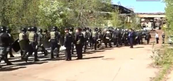 учения в Златоусте, забастовка|Фото: www.youtube.com