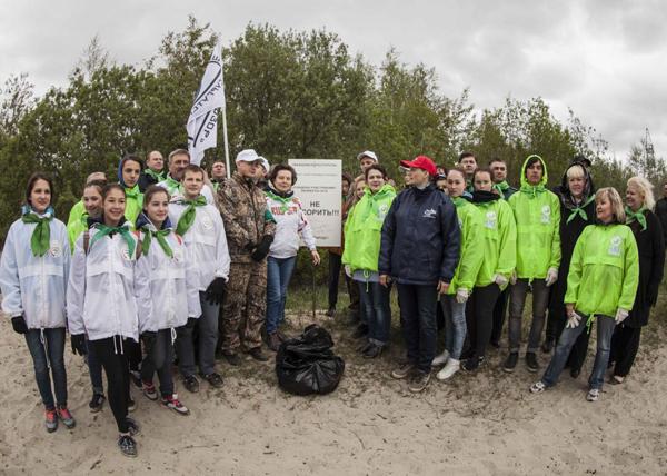 Наталья Комарова, экологическая вахта, мусор|Фото: admhmao.ru
