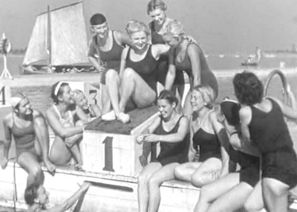 девушка с характером 1939|Фото: