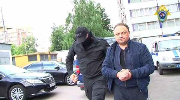 мэр Владивостока Игорь Пушкарев|Фото: sledcom.ru