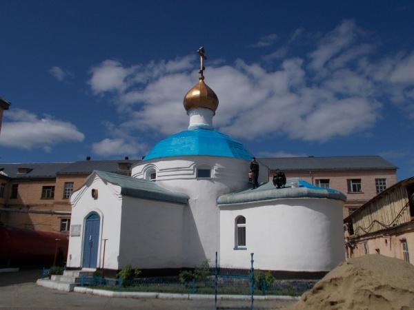 храм Пантелеймона|Фото:УФСИН России по Челябинской области