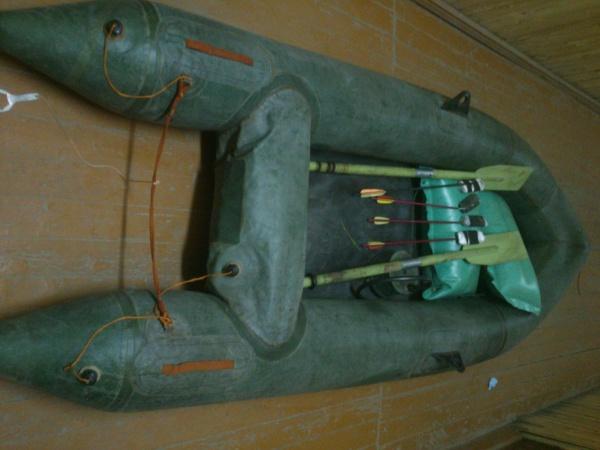 надувная лодка стрелы колония Фото: ГУФСИН России по Свердловской области