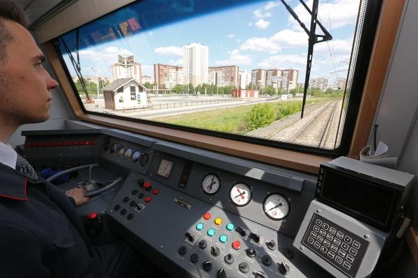 железная дорога, машинист, поезд|Фото: Департамент информационной политики губернатора