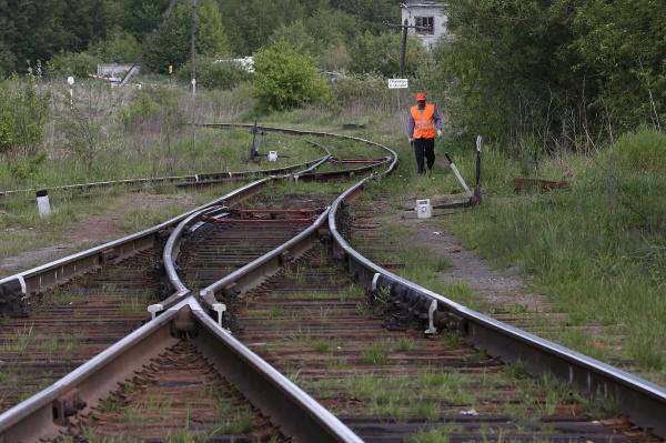 железная дорога, пути, шпалы|Фото: Департамент информационной политики губернатора