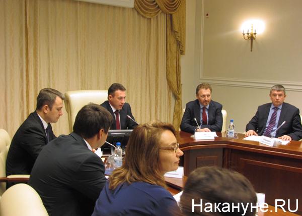 Ректоры вузов УрФО, Игорь Холманских|Фото: Накануне.RU