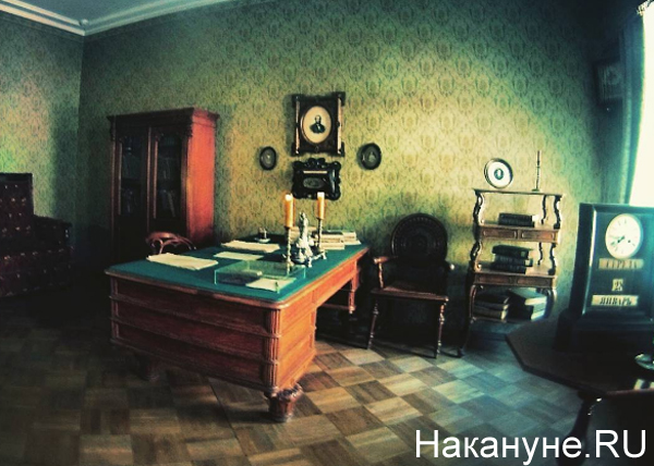 Музей Достоевского в Санкт-Петербурге Фото: Накануне.RU