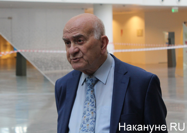 """Ельцин-центр"", семинар ""Я думаю!"", Евгений Ясин|Фото: Накануне.RU"