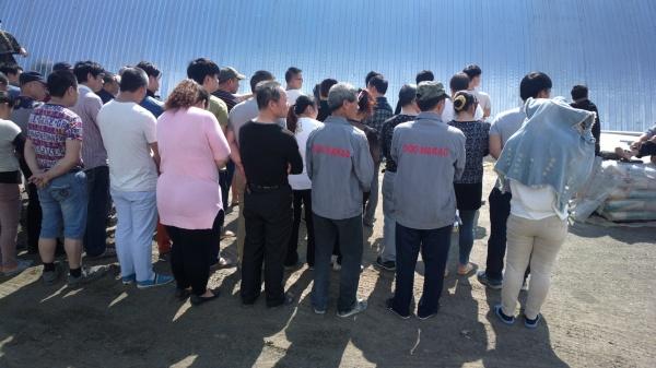 рейд, мигранты, цех по производству обуви,|Фото: УФСБ по Челябинской области