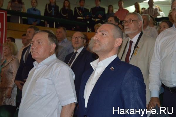 Александр Ильтяков, Василий Шишкоедов, Марат Исламов, Василий Кислицын|Фото:Накануне.RU