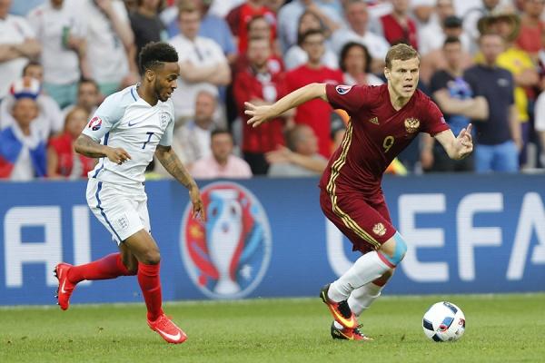 Россия-Англия, чемпионат Европы по футболу 2016|Фото: РФС