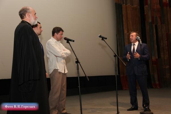 кино, Сергей Маховиков|Фото: ГУ МВД России по СО