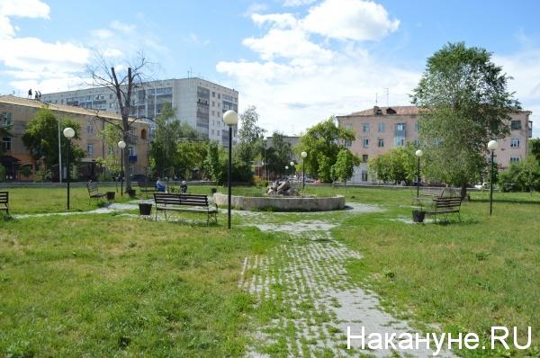 сквер-сад барона Розена|Фото:Накануне.RU