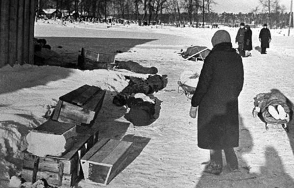 блокада ленинграда жертвы|Фото: mvd.ru