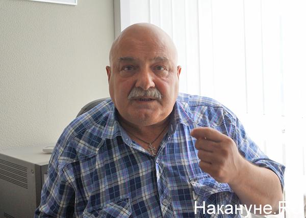 Арсен Мартиросян, историк, публицист(2016)|Фото: Накануне.RU