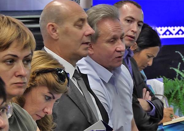 заседание Изборского клуба в Нижневартовске, Сергей Землянкин|Фото: