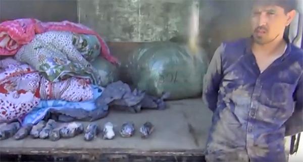 героин наркотики одеяла|Фото: ФСБ Свердловской области