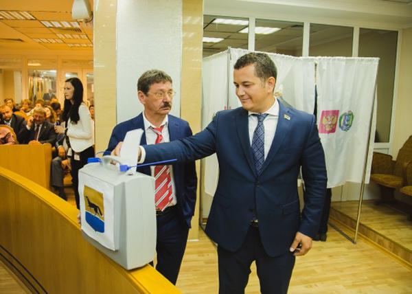 Ринат Айсин, выборы главы Сургута|Фото: siapress.ru